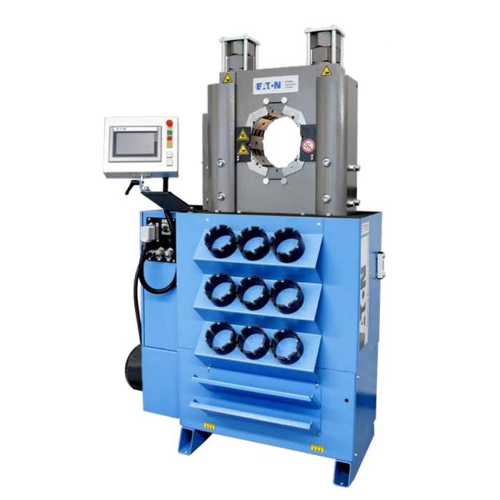 Eaton ET5050 High-Output Hose Crimp machine