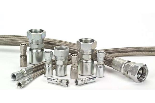 Distributor of a broad line of hydraulic and industrial hoses, including Eaton products.